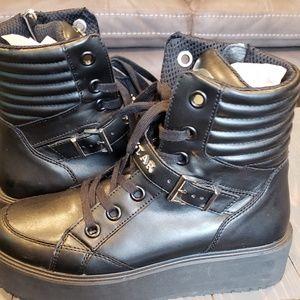 3adc63abd8f Killstar Luna Boot Sz 8